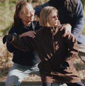 Philip Gertsner and Priscilla Brown.
