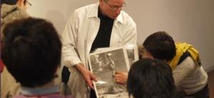 Bruce teaching