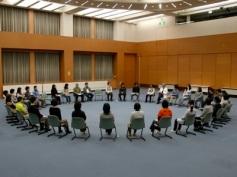 Workshop with Bruce Fertman - Osaka Hospital