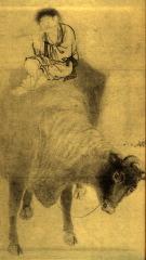zen oxherd picture
