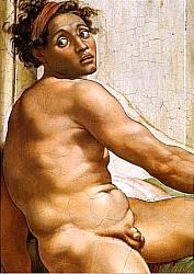 Michelangelo-ignudo