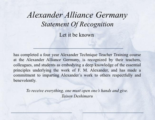 Germany Certification