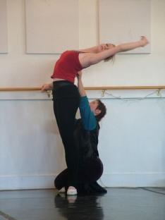 Lyra Butler-Denman and Robyn Avalon