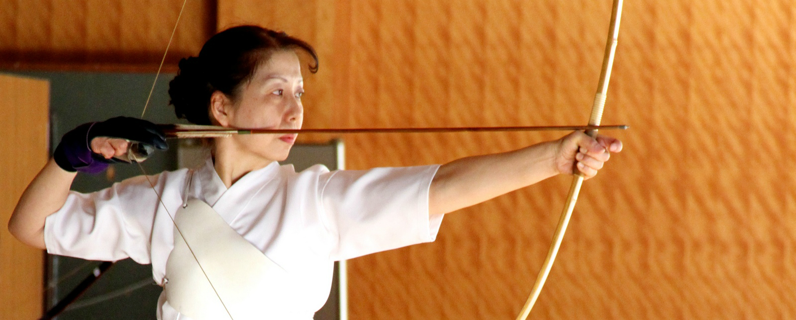 archer close up