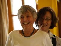 Eva Fuhrmann and Midori Shinkai