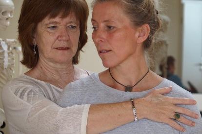 Annie Turner and Margarete Tueshaus